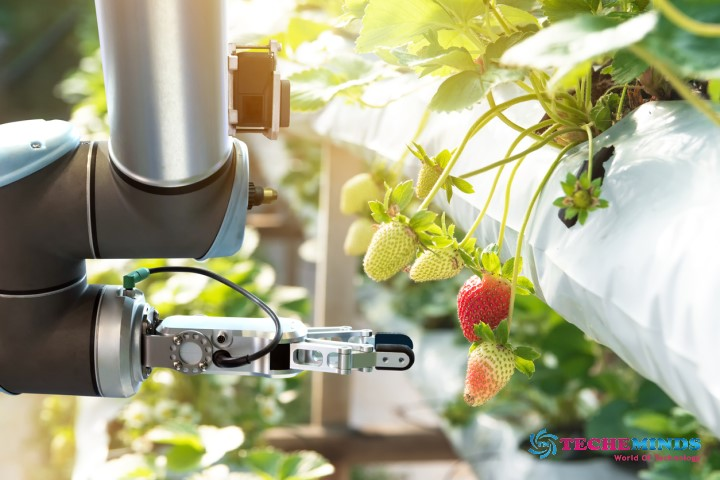 Agricultural Robotics  4.0- The Future Of Farming Technology