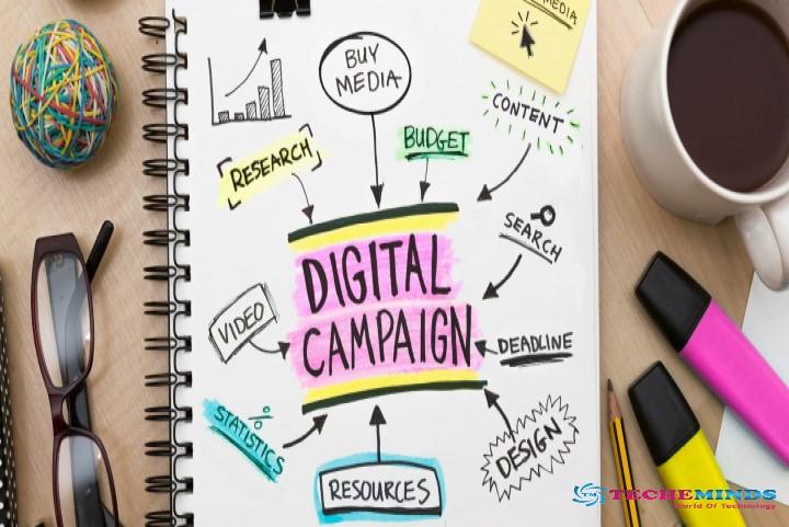 Create An Effective Digital Marketing Strategy In 10 Steps