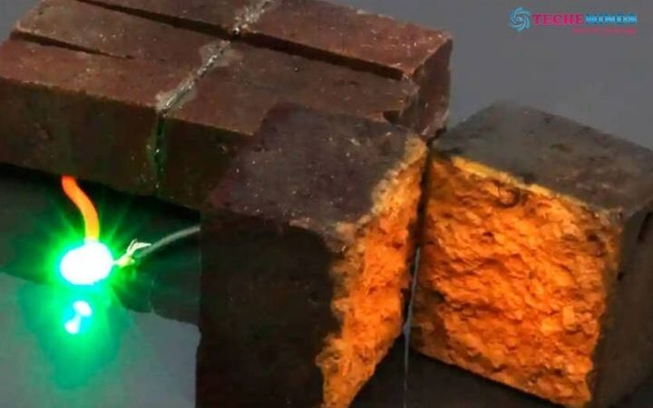 Bricks That Become Batteries