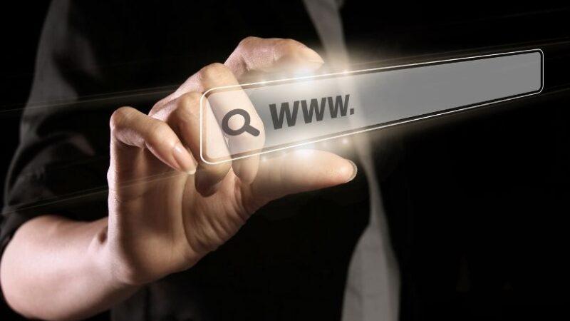 Registering a Website