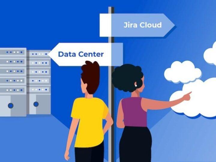 Jira Cloud And Data Center