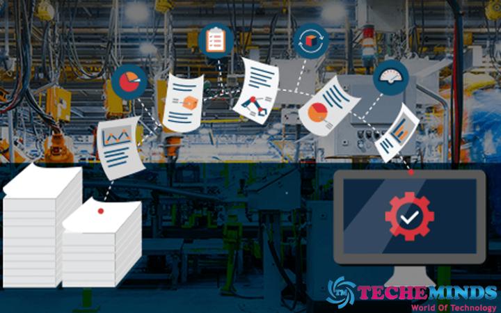 Paperless industry