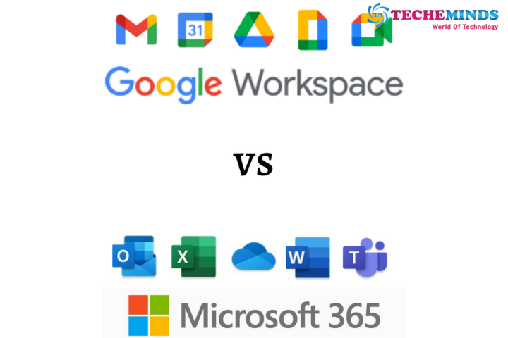 Competition Between Google Workspace And Microsoft 365 For The Benefit Of Business Users