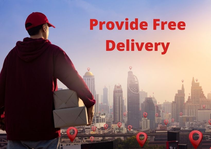 To Provide Or Not To Provide Free Delivery?